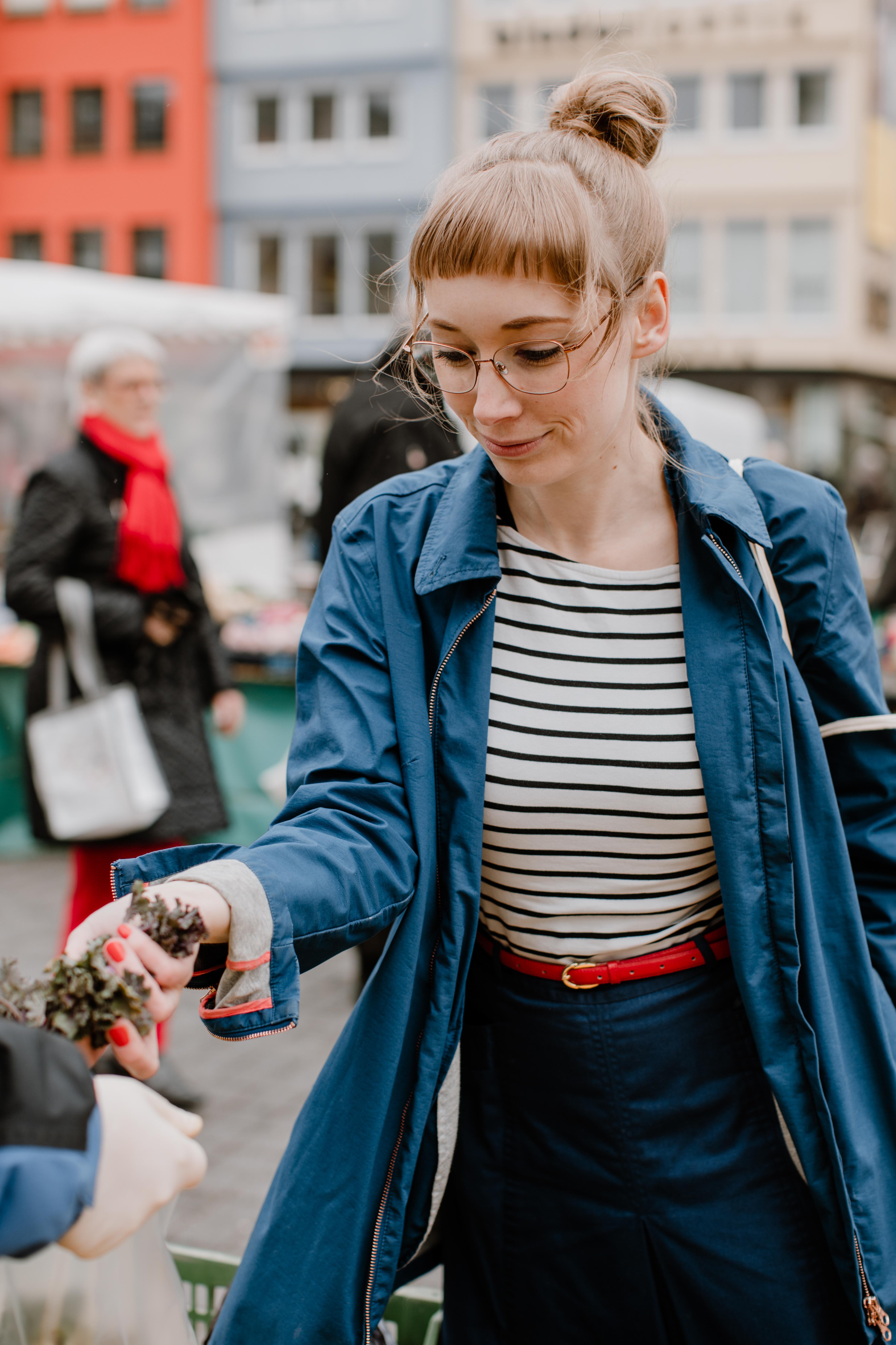 Foodblog für vegetarische Rezepte Holunderweg18 von Natalie Friedrich, Foto: Julia Pommerenke
