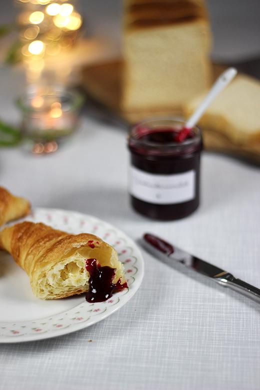 Weihnachtsmarmelade mit Cranberrys - Rezept Geschenke aus der Küche