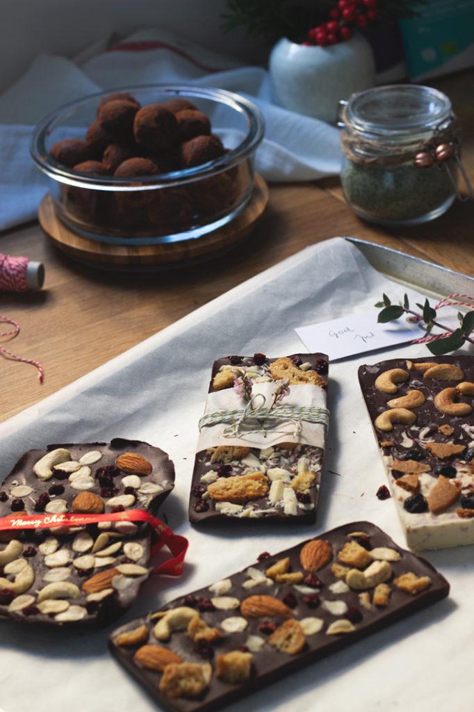 Schnelle und einfache Rezepte für Geschenke aus der Küche, süß und herzhaft