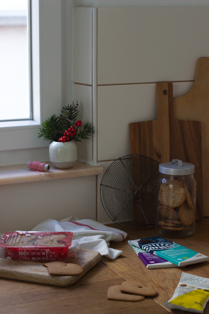 Geschenke aus der Kuche - drei einfache Rezepte süß und herzhaft